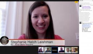 Digital Media in Higher Education, Stephanie Hatch Leishman
